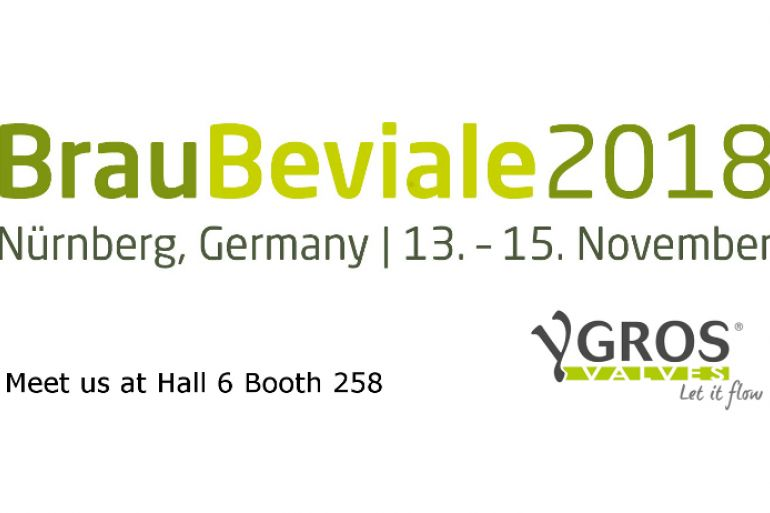 Visit us at Brau Beviale 2018